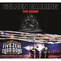 Golden Earring - The Hague + Five Zero At The Ziggo Dome - CD+DVD