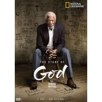 The Story Of God - 2DVD