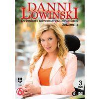Danni Lowinski - Seizoen 4 - 3DVD