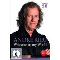 Andre Rieu - Welcome To My World - Episodes 5-8 - DVD