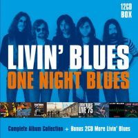 Livin Blues - One Night Blues - Complete Album Collection - 12CD