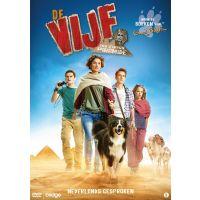 De Vijf - En De Verborgen Piramide - DVD