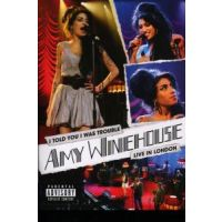 Amy Winehouse - Live in London - I Told You I Was Trouble - DVD