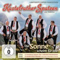 Kastelruther Spatzen - Die Sonne Scheint Fur Alle - CD+DVD