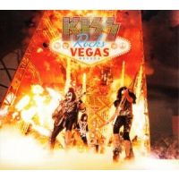 Kiss - Rocks Vegas - Live At The Hard Rock Hotel - CD+DVD
