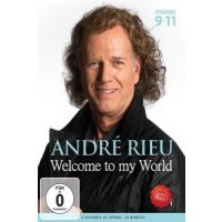 Andre Rieu - Welcome To My World - Episodes 9-11 - DVD