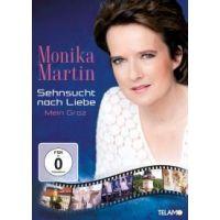 Monika Martin - Sehnsucht Nach Liebe - DVD