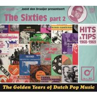 The Golden Years of Dutch Pop Music - The Sixties Part 2 - 2CD