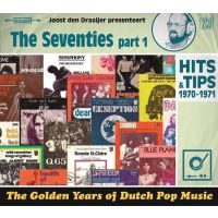 The Golden Years of Dutch Pop Music - The Seventies Part 1 - 2CD