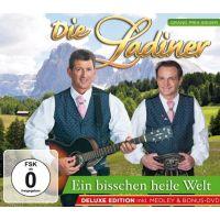 Die Ladiner - Ein bisschen heile Welt - CD+DVD