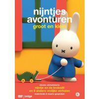 Nijntje - Nijntjes avonturen 3 - Groot en Klein - DVD