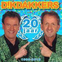 Dikdakkers - 20 Jaar - CD