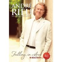 Andre Rieu - Falling In Love In Maastricht 2016 - DVD