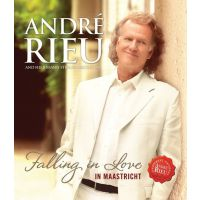 Andre Rieu - Falling In Love In Maastricht 2016 - Blu-Ray
