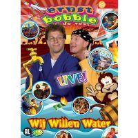 Ernst, Bobbie En De Rest - Wij Willen Water - Live - DVD