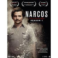 Narcos - Seizoen 1 - 3DVD