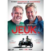 Jeuk - Serie 1 t/m 3 Box - 4DVD