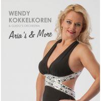 Wendy Kokkelkoren - Aria's & More - CD