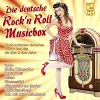 Die Deutsche Rock 'n Roll Musicbox - 2CD