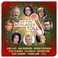 Weihnachten - Ich Find Schlager Toll - CD