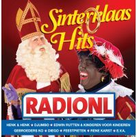 RadioNL - Sinterklaas Hits - CD