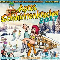 DJ Gerry - Apres Schihuttenkracher 2017 - 2CD