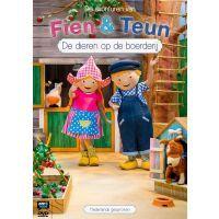 Fien en Teun - De Avonturen Van - De Dieren Op De Boerderij - DVD