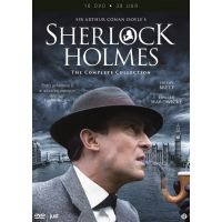 Sherlock Holmes - The Complete Collection - 16DVD
