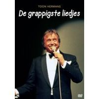 Toon Hermans - De Grappigste Liedjes - DVD