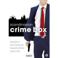 Scandinavian Crime Box - 4DVD
