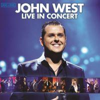 John West - 10 Jaar - Live In Concert - 2CD+DVD