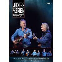 Jekkers & Jeroen - Als We Zo Vrij Mogen Zijn - DVD