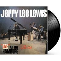 Jerry Lee Lewis - Live At The Star Club Hamburg - LP