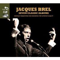Jacques Brel - Seven Classic Albums - 4CD