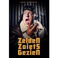 Bert Visscher - Zelden Zoiets Gezien - DVD
