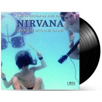 Nirvana - Greatest Hits Live On Air - LP