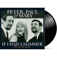 Peter, Paul And Mary - If I Had A Hammer - LP