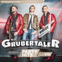Die Grubertaler - Die grossten Partyhits Vol. 8 - CD