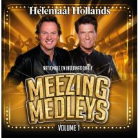 Helemaal Hollands - Meezing Medley - Volume 1 - CD