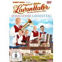 Hubert Urach und seine Original Fidelen Lavantaler - Mit Musik Auf Reisen - Lavanttal - DVD