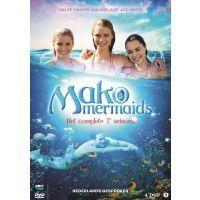 Mako Mermaids - Het Complete 1e Seizoen - 4DVD