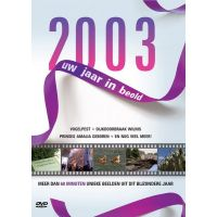 Uw Jaar In Beeld 2003 - DVD