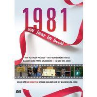 Uw Jaar In Beeld 1981 - DVD