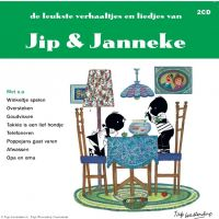 Jip en Janneke - De Leukste Verhaaltjes En Liedjes Van - 2CD