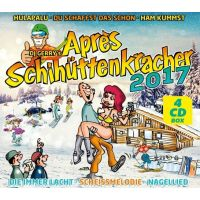 DJ Gerry - Apres Schihuttenkracher 2017 - 4CD