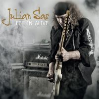 Julian Sas - Feelin' Alive - CD