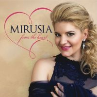 Mirusia - From The Heart - CD