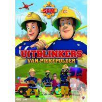 Brandweerman Sam - Uitblinkers van Piekepolder - DVD
