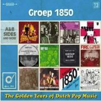 Groep 1850 - The Golden Years Of Dutch Pop Music - 2CD