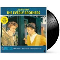 The Everly Brothers - A Date With The Everly Brothers - LP